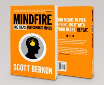 Mindfire: Big Ideas for Curious Minds Book