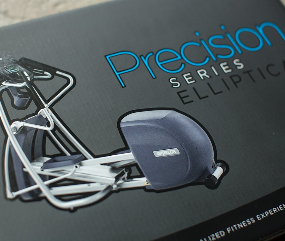 Precor Precision Series Boxes