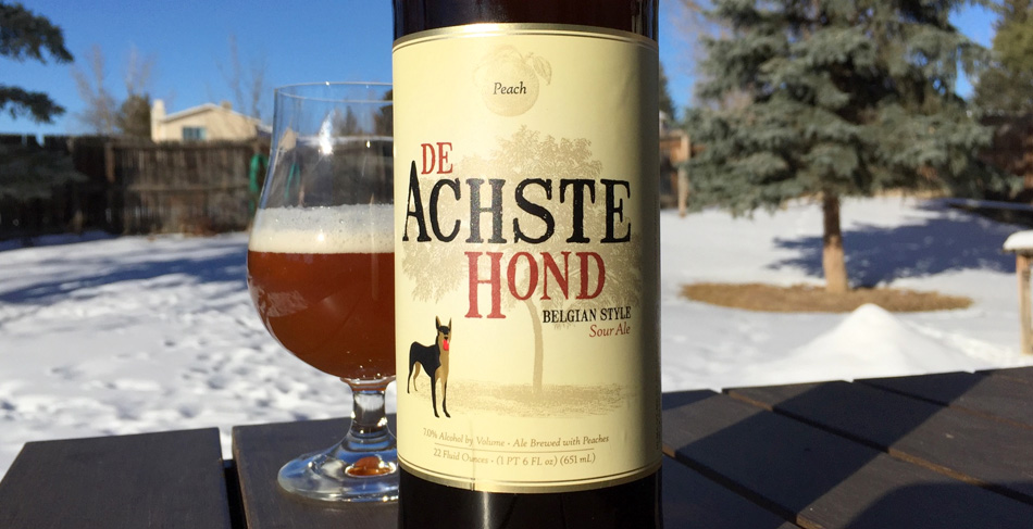 De Achste Hond Label Photo